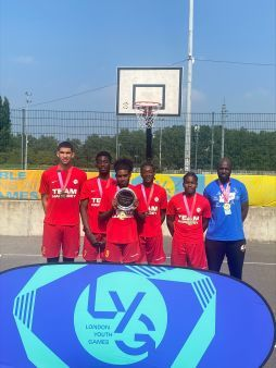 London Youth Games 21