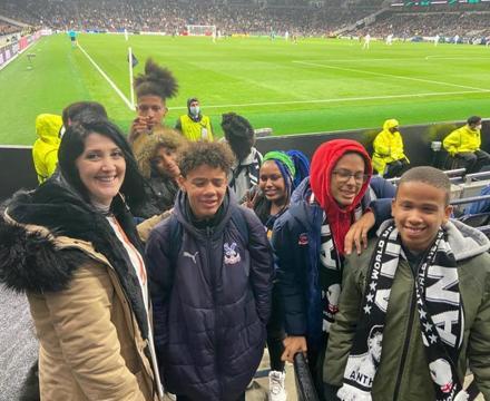 Tottenham Hotspurs Game -30 Sept 21
